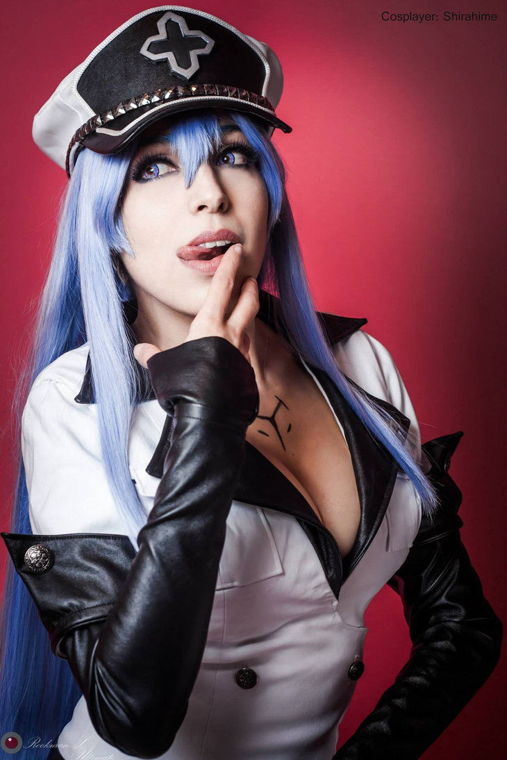 esdeath cosplay porn