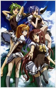 shuffle anime torrent