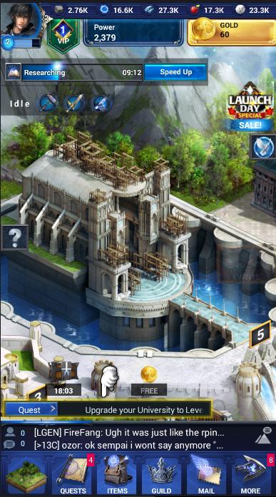 Final Fantasy XV: A New Empire Guide [Tips and Tricks