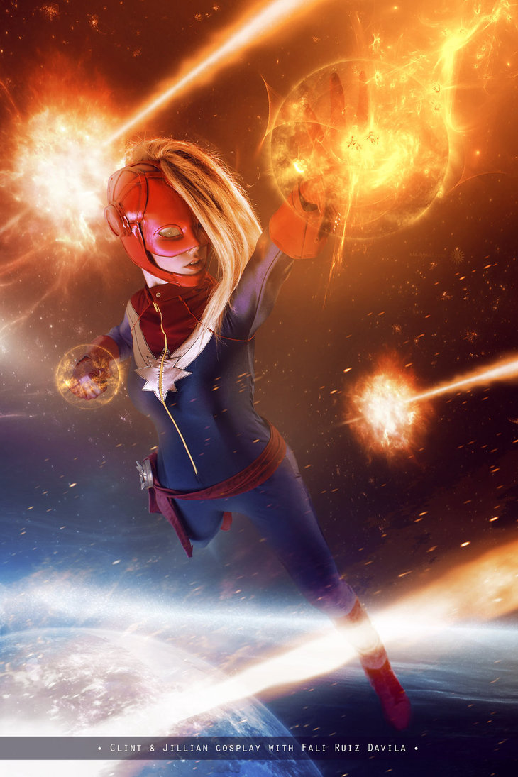 Top 20 Best Captain Marvel Ms Marvel Cosplay From Marvel Comics Online Fanatic Women's deluxe captain marvel avengers superhero jumpsuit costume size m (used)top rated seller. best captain marvel ms marvel cosplay