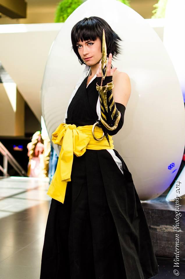 top 20  best soi-fon cosplay from bleach