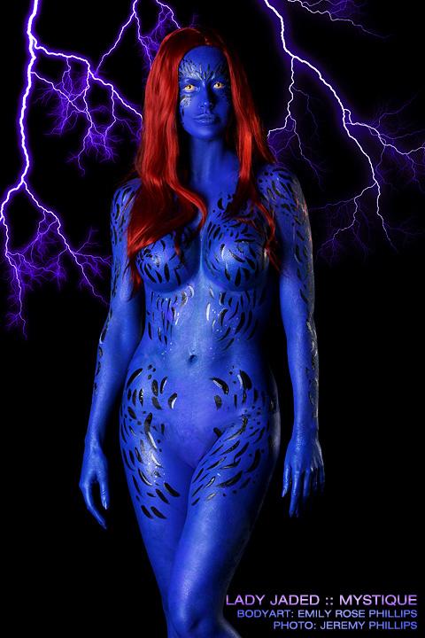 Mystique escort natasha