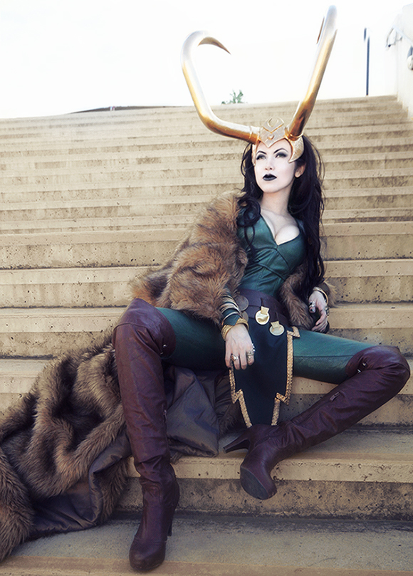 Top 20 Best Lady Loki Cosplay from Marvel Comics - Online Fa